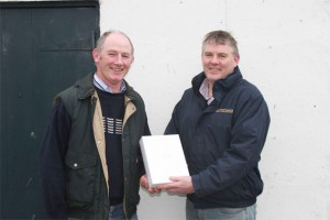 October & November iPad Draw Winner