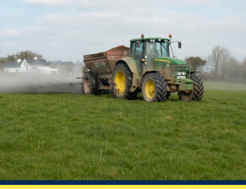 Incorporating agricultural lime into your fertiliser plan