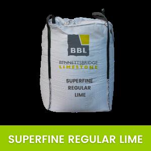 Superfine Regular Cubicle Lime