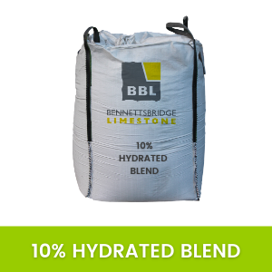 10% Hydrated Cubicle Lime