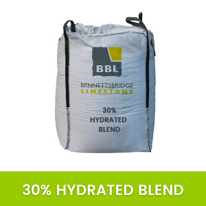 30% Hydrated Cubicle Lime